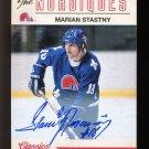 2012-13 Panini Hockey Classics Signatures Autograph  #28  Marian Stastny