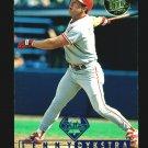 1995 Fleer Ultra Baseball  Gold Medallion Edition  #203  Lenny Dykstra