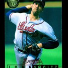 1995 Fleer Ultra Baseball  Gold Medallion Edition  #133  John Smoltz