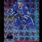 2014-15 Fleer Showcase Hockey  Skybox Premium Star Ruby #12  Henrik Sedin  16/50