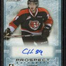 2014-15 ITG Leaf Heroes & Prospects AUTOGRAPH  #17  Connor Hobbs  53/80