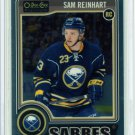 2014-15 OPC O-Pee-Chee Hockey Platinum Base  #198  Sam Reinhart  RC
