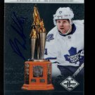 2012-13 Panini Limited Hockey Trophy Winners #TW-47  Phil Kessel 43/99 Autograph