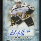 2014-15 ITG Leaf Heroes & Prospects AUTOGRAPH  #52  Loik Leveille  41/80
