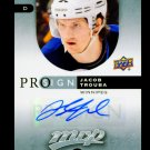 2015-16 Upper Deck MVP Hockey.  Prosign.  Autograph.  #PS-JT.  Jacob Trouba.