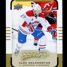 2015-16 Upper Deck MVP Hockey  High Number  SP  #136  Alex Galchenyuk