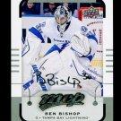 2015-16 MVP Hockey  Silver Script Parallel  #85  Ben Bishop