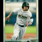 2015 Topps Baseball Pro Debut  #22  Willy Adames