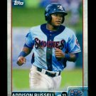 2015 Topps Baseball Pro Debut  #170  Addison Russell