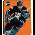 2001-02 UD Hockey NHL Vintage  #7  Dan Bylsma