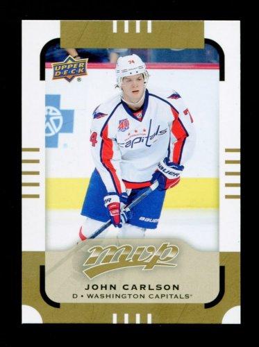 2015-16 Upper Deck MVP Hockey  High Number  SP  #132  John Carlson