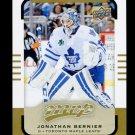 2015-16 Upper Deck MVP Hockey  High Number  SP  #147  Jonathan Bernier