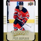 2015-16 Upper Deck MVP Hockey  High Number  SP  #158  Adam Henrique