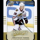 2015-16 Upper Deck MVP Hockey  High Number  SP  #128  Jonathan Toews