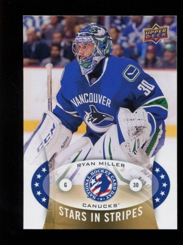 2015 Upper Deck National Hockey Card Day USA  #NHCD-1  Ryan Miller