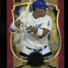 2015 Topps Baseball Series 1  1st Home Run Insert #FHR-14  Yasiel Puig  GOLD