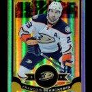 2015-16 OPC O-Pee-Chee Hockey  Rainbow Foil  #2  Francois Beauchemin