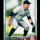 2015 Topps Baseball Pro Debut  #167  Eric Jagielo