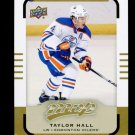 2015-16 Upper Deck MVP Hockey  High Number  SP  #163  Taylor Hall