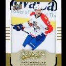2015-16 Upper Deck MVP Hockey  High Number  SP  #122  Aaron Ekblad