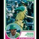 2015 Topps Baseball Archives  #227  Reggie Jackson