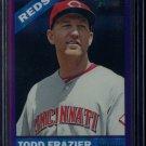 2015 Topps Heritage Baseball  Purple Refractor  #THC-434  Todd Frazier