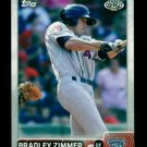2015 Topps Baseball Pro Debut  #29  Bradley Zimmer
