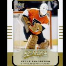 2015-16 Upper Deck MVP Hockey  High Number  SP  #166  Pelle Lindbergh