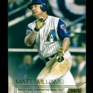 2015 Topps Baseball Stadium Club  GOLD Foil  #247  Matt Williams