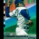2015 Topps Baseball Stadium Club  True Colors  Refractor  Fernando Valenzuela