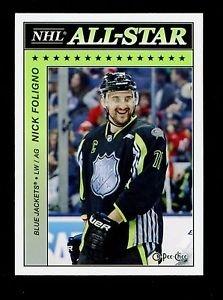 2015-16 OPC O-Pee-Chee  NHL All-Star Glossy  #AS-2  Nick Foligno