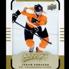 2015-16 Upper Deck MVP Hockey  High Number  SP  #154  Jakub Voracek
