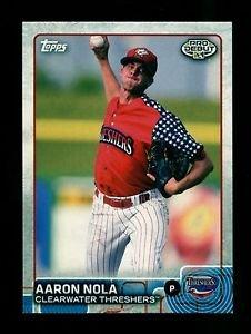 2015 Topps Baseball Pro Debut  #166  Aaron Nola