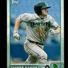 2015 Topps Baseball Pro Debut  #169  Tanner Rahier