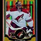 2015-16 OPC O-Pee-Chee Hockey  Rainbow Foil  #340  Mike Smith