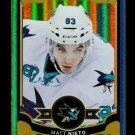 2015-16 OPC O-Pee-Chee Hockey  Rainbow Foil  #380  Matt Nieto