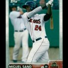 2015 Topps Baseball Pro Debut  #160  Miguel Sano