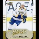 2015-16 Upper Deck MVP Hockey  High Number  SP  #109  Filip Forsberg
