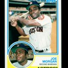 2015 Topps Baseball Archives  #264  Joe Morgan
