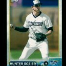 2015 Topps Baseball Pro Debut  #23  Hunter Dozier