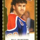 2014-15 Upper Deck Masterpieces Short Print  SP  #106  Bill Ranford