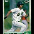2015 Topps Baseball Pro Debut  #146  Matt Chapman
