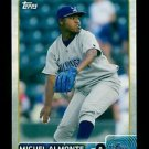2015 Topps Baseball Pro Debut  #178  Miguel Almonte