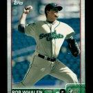 2015 Topps Baseball Pro Debut  #32  Rob Whalen