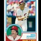 2015 Topps Baseball Archives  #283  Mike Schmidt