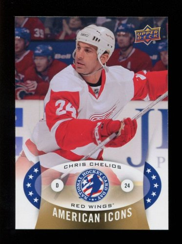 2015 Upper Deck National Hockey Card Day USA  #NHCD-14  Chris Chelios