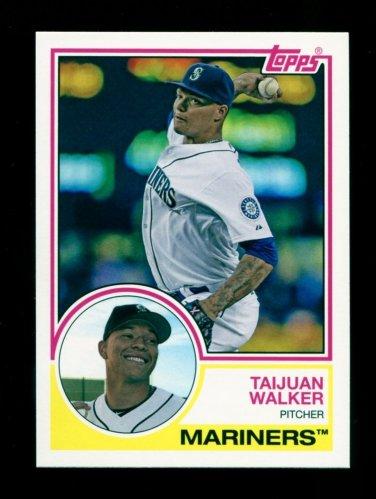 2015 Topps Baseball Archives  #231  Taijuan Walker