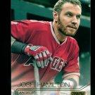2015 Topps Baseball Stadium Club  Gold Foil  #40  Josh Hamilton