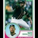 2015 Topps Baseball Archives  #254  Sean Doolittle