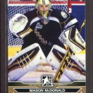 2014 ITG Hockey Draft Prospects Base card Bronze  Mason McDonald  #58  1/25